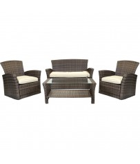 4PC Rattan Furniture