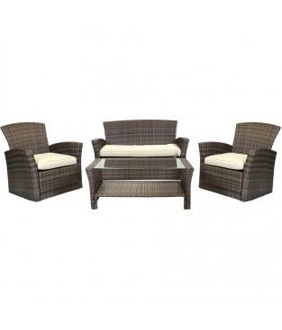 4PC Rattan Furniture